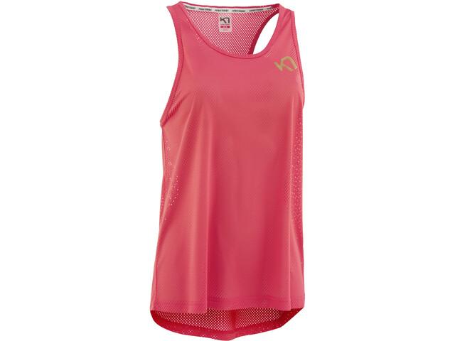 Kari Traa Vilde - Camisa sin mangas Mujer - rosa